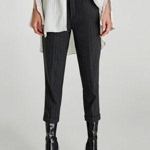 NWT Zara  Pinstripe Pants